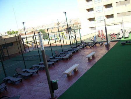 Single bedroom, in a 4-bedrooms flat by Getafe campus of Universidad Carlos III