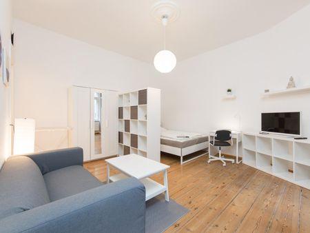 Comfy studio near Arnimplatz