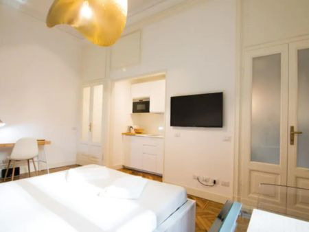 Cool studio near Castello Sforzesco