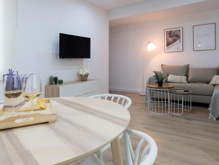 1-Bedroom apartment near Centre Cultural La Nau - Universitat de València