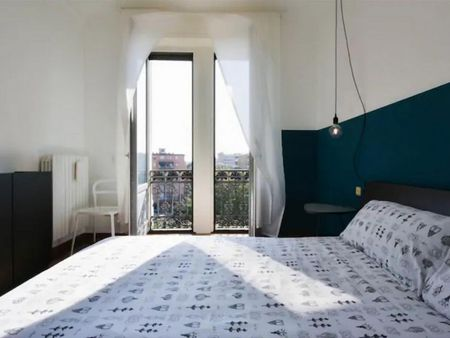 Bright 1-bedroom apartment near Parco Sempione Est