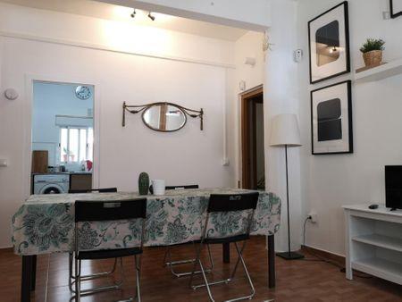 3-Bedroom apartment near Parc de Marxalenes