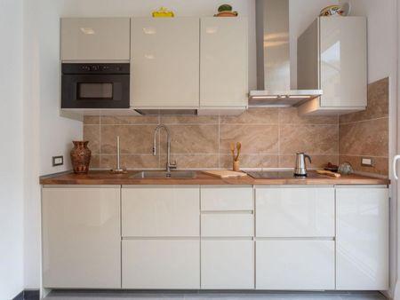 Spacious 1-bedroom apartment near Parco dell'Anconella