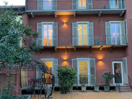 Twin bedroom in Borgo San Paolo