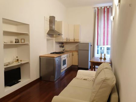 1-Bedroom apartment near Parco della Resistenza