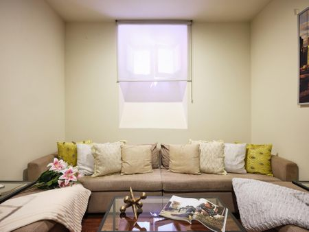 Cool 2-bedroom apartment near Príncipe de Vergara metro station