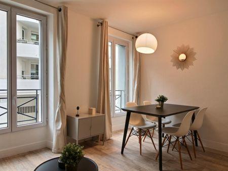 Alluring 1-bedroom apartment near Vaugirard Montparnasse 3 train station