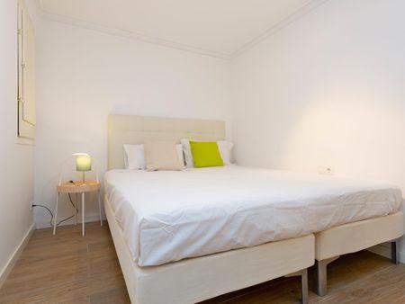 Stylish 2-bedroom flat in L'Antiga Esquerra de l'Eixample