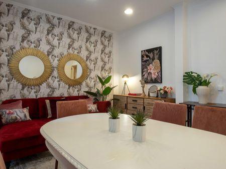 3-Bedroom apartment near Anjos metro station