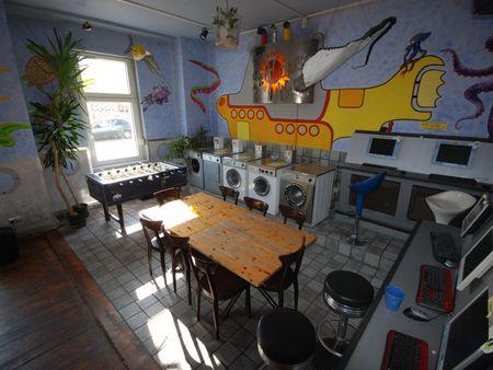 Alluring 1-bedroom apartment, in a hostel near Warschauer Straße transport station