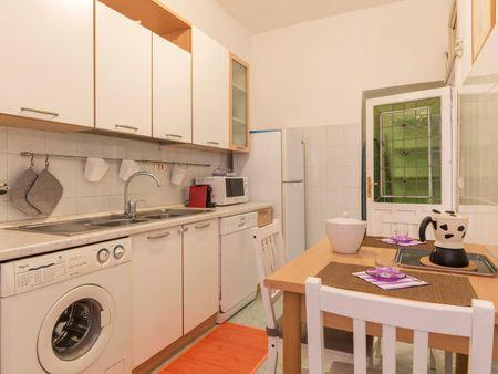 Comfortable apartment in Testaccio