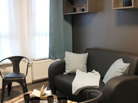 Cozy twin-bedroom apartment in Lichtenberg