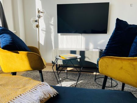 Nice 1-bedroom apartment in Halensee