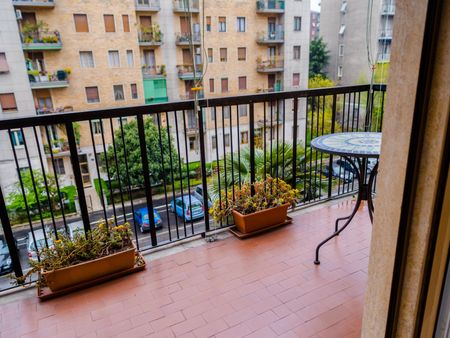Really nice apartment in residential Lorenteggio