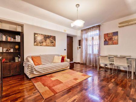 Attractive 2-bedroom flat near Politecnico di Torino