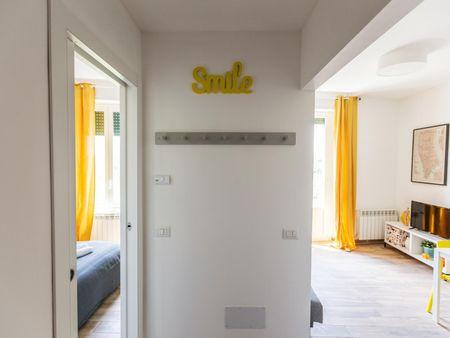 Sunny 1-bedroom flat in Portello