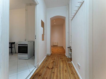 Homely single bedroom in residential Friedrichshain