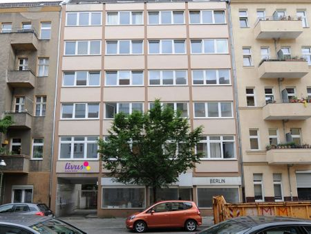Livus Berlin Mitte Apartments