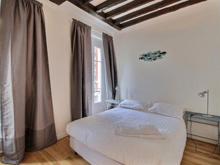 Charming 1-bedroom apartment near Vaugirard metro station