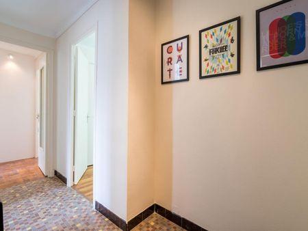 Charismatic double bedroom in Monluc