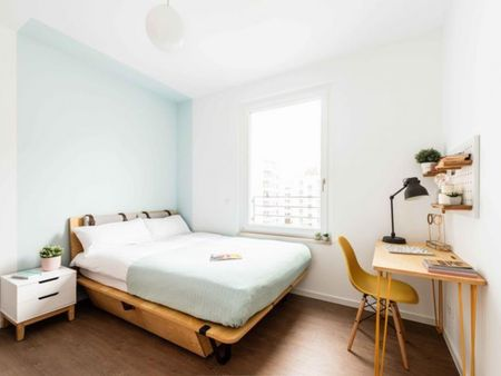 Very nice double bedroom in residential Moabit