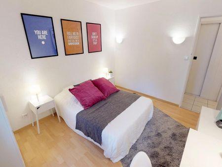 Great double bedroom in Bourrassol