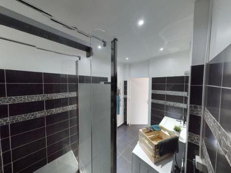 Nice double bedroom in a student flat, in Villette Paul Bert