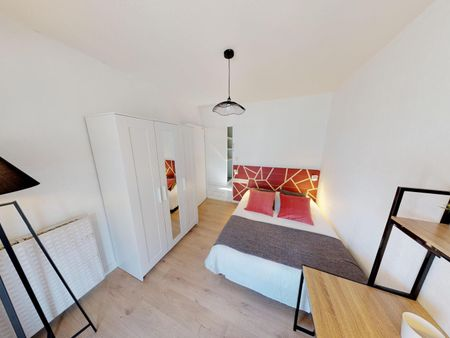 Lovely double bedroom