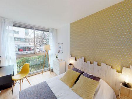 Admirable double bedroom next to Champ de Mars