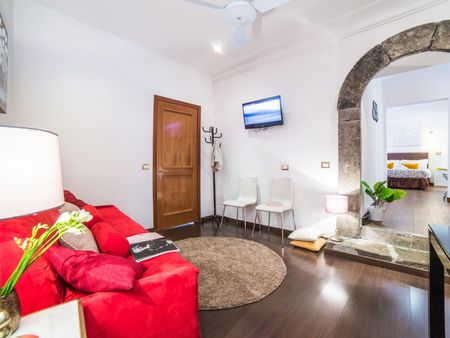 Modern comfort in the heart of Rome