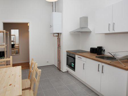 Big single bedroom in a flat in Kreuzberg