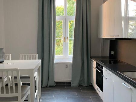 Delightful single bedroom in a 4-bedroom flat, in Potsdam-West