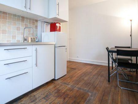 Authentic apartment in Picpus