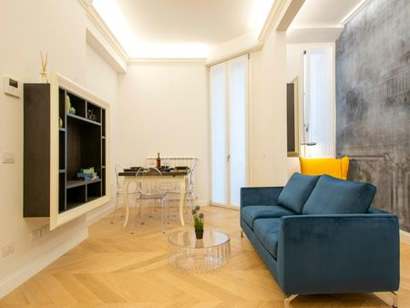 Modern and large 2-bedroom apartment in San Lorenzo