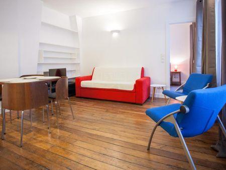 Neat and modern apartment in Folie-Méricourt