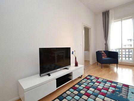 Modern apartment in perfect residential area near Kurfrstendamm