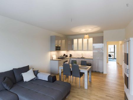 Cozy 2-bedroom apartment near U Spittelmarkt metro station