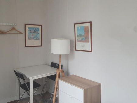 Charming apartment in Goutte d'Or