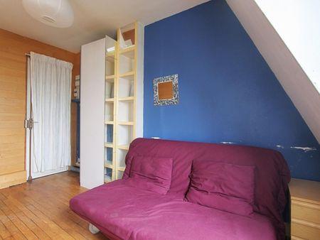 Luminous 1 bedromm apartment