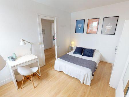 Enjoyable double bedroom in Wazemmes
