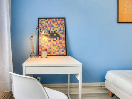 Charismatic double bedroom in Wazemmes