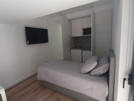 Homely studio in a residence, in Paranhos