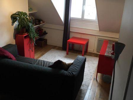 Charming studio near the Gare de l'Est train station