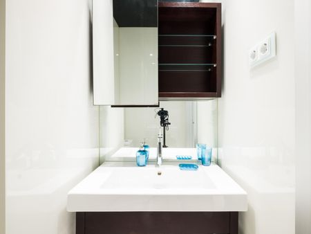Cool 1-bedroom apartment near Antonio Machado metro station