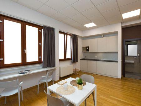 Studio, in a residence near Malatesta Metro