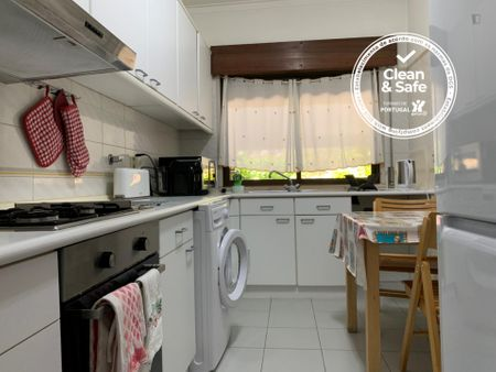Homely apartment in Carnaxide