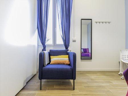Comfortable double bedroom near Bologna Mazzini train station