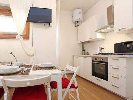 Admirable double bedroom in Quartiere XV Della Vittoria