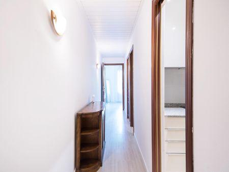 Apartamento com 3 quartos, com área exterior