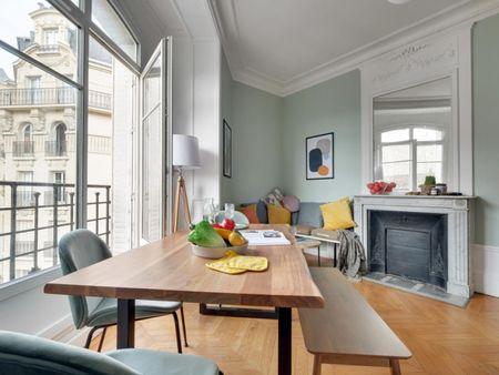 Charming double bedroom in 15th arrondissement in Paris